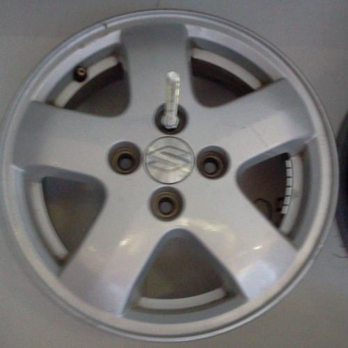 Suzuki Wagon R+ 2000-2008 - Kőnyűfém felni 14 col garnitura Ft/4db 40000Ft