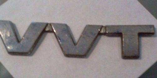 Suzuki VVT embléma, felírat, logó  77851-54G00-0PG  Gyári! Ft/db 1900Ft