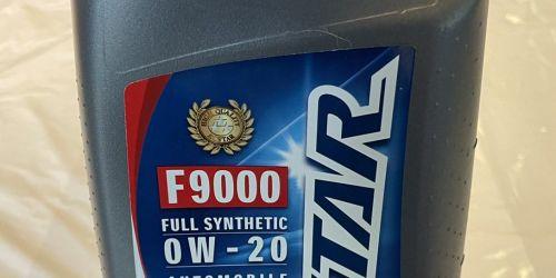 ECSTAR 1L 0W-20 MOTOROLAJ Gyári Suzuki Motorolaj 1L 0W-20 Minden Suzukiba 2010-> 2990Ft